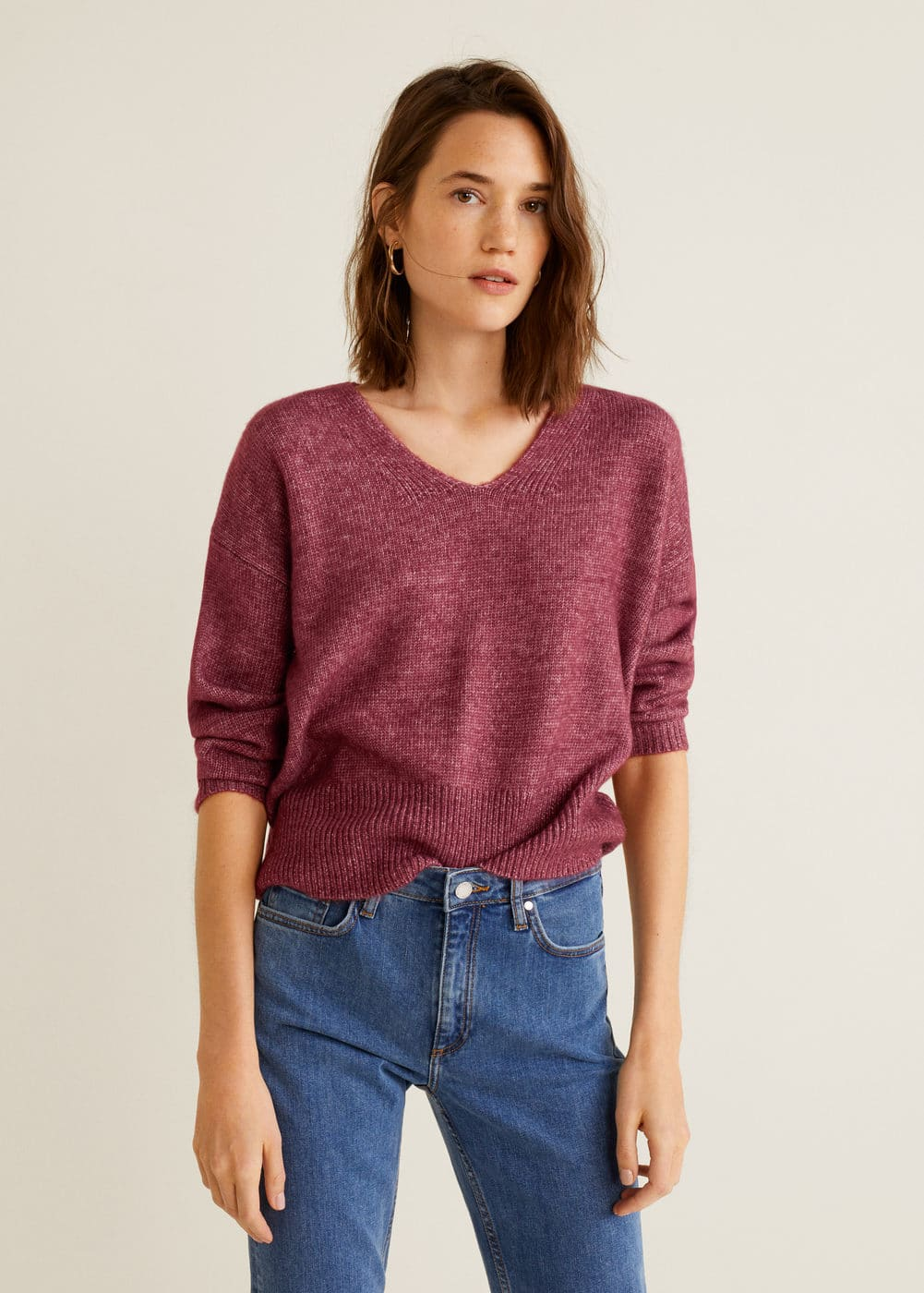 Mango - Recycled polyester sweater - 1