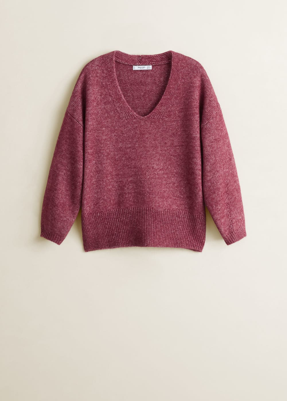 Mango - Recycled polyester sweater - 5