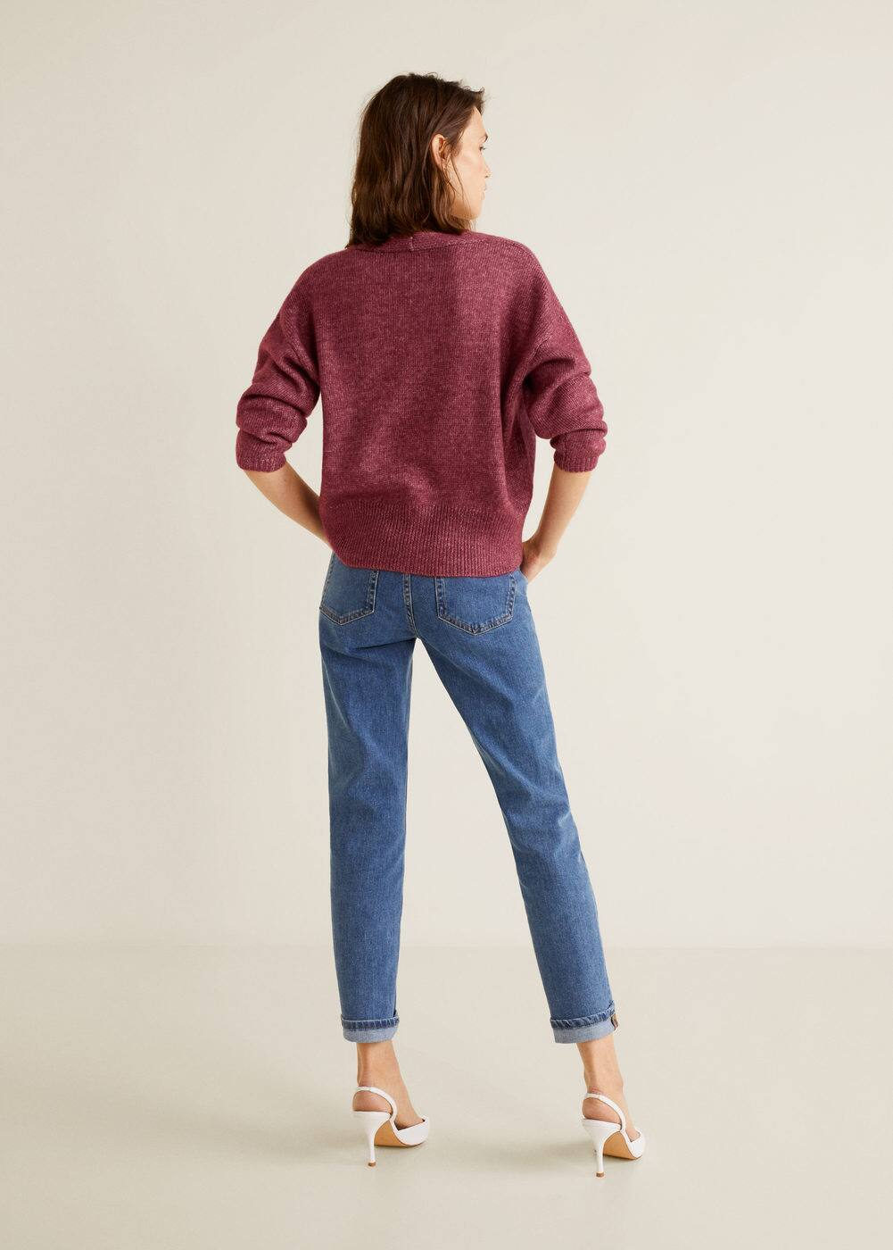 Mango - Recycled polyester sweater - 3