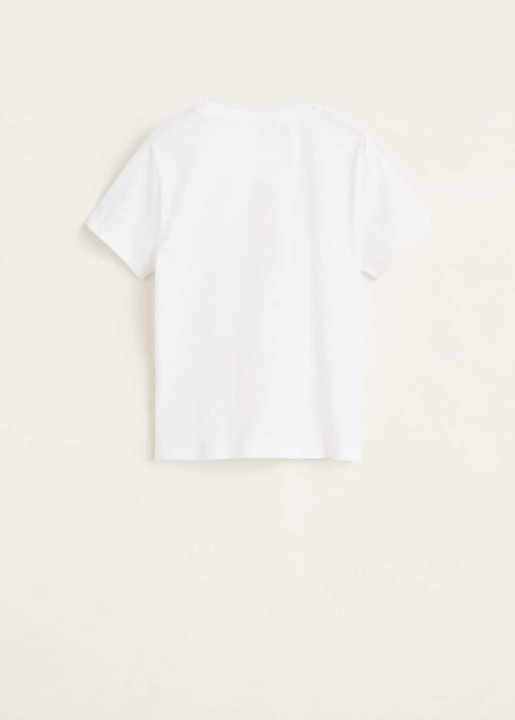 Mango - Camiseta lentejuelas reversibles - 5