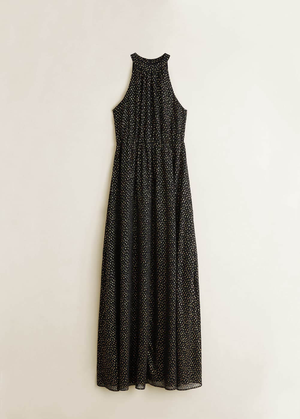 Mango - Vestido largo halter - 6