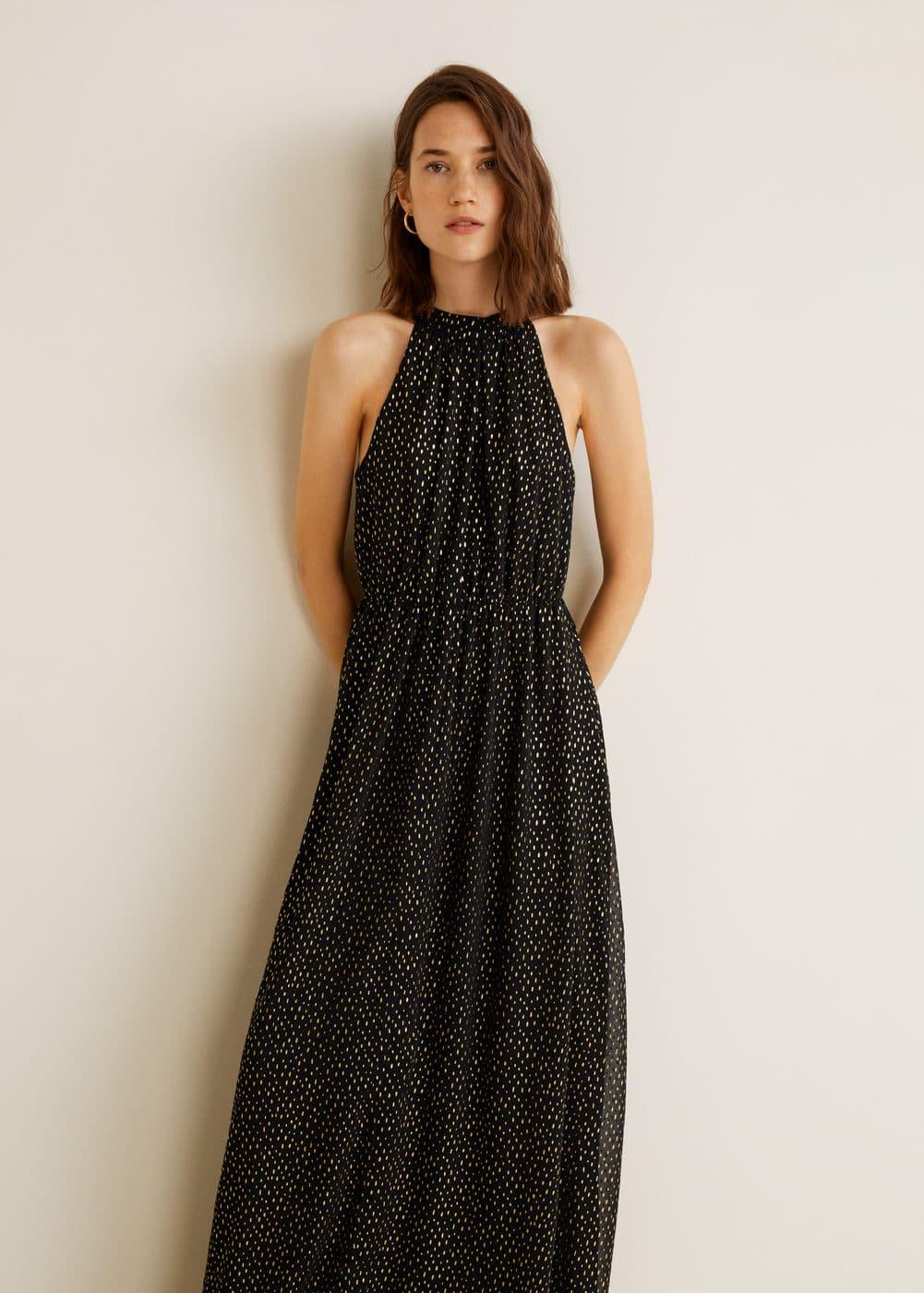 Mango - Halter gown - 4