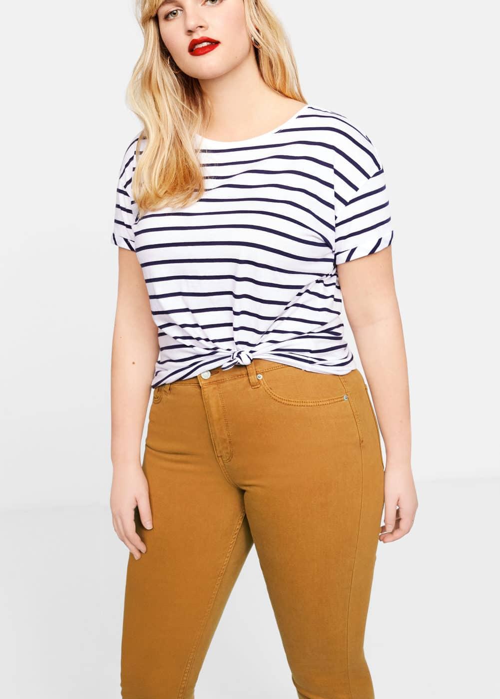 Mango - Slim Jeans Julia - 5