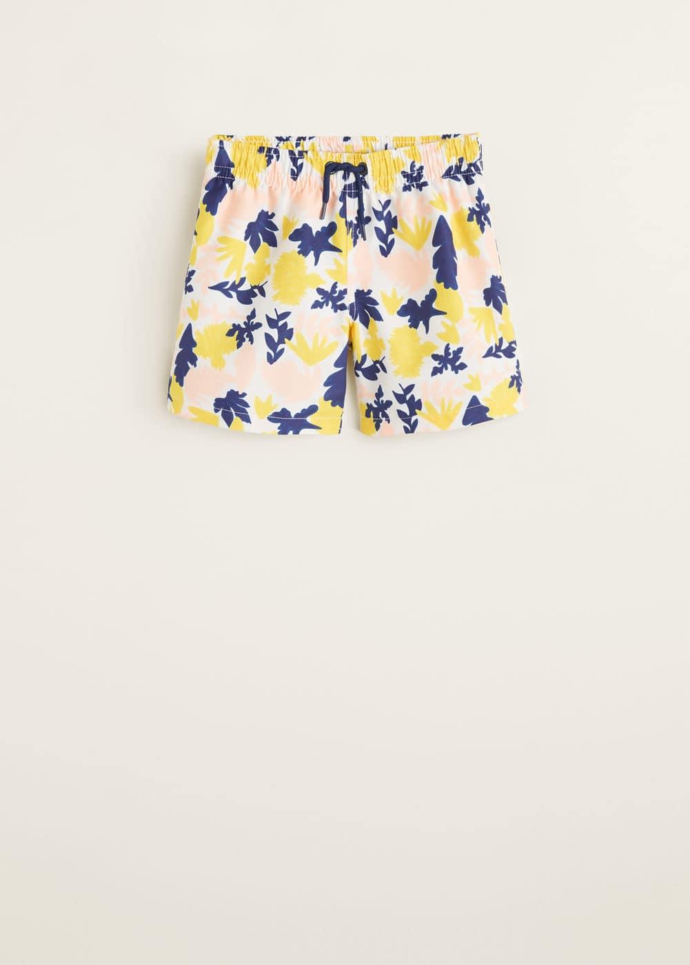 Mango - Maillot de bain imprimé floral - 1