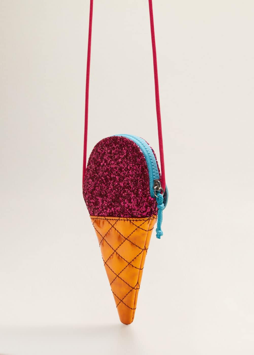 Mango - Glitter ice-cream bag - 3