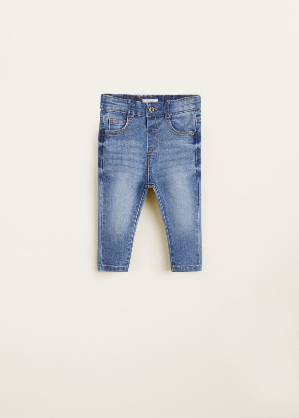 Mango - Slim-fit  jeans - 2