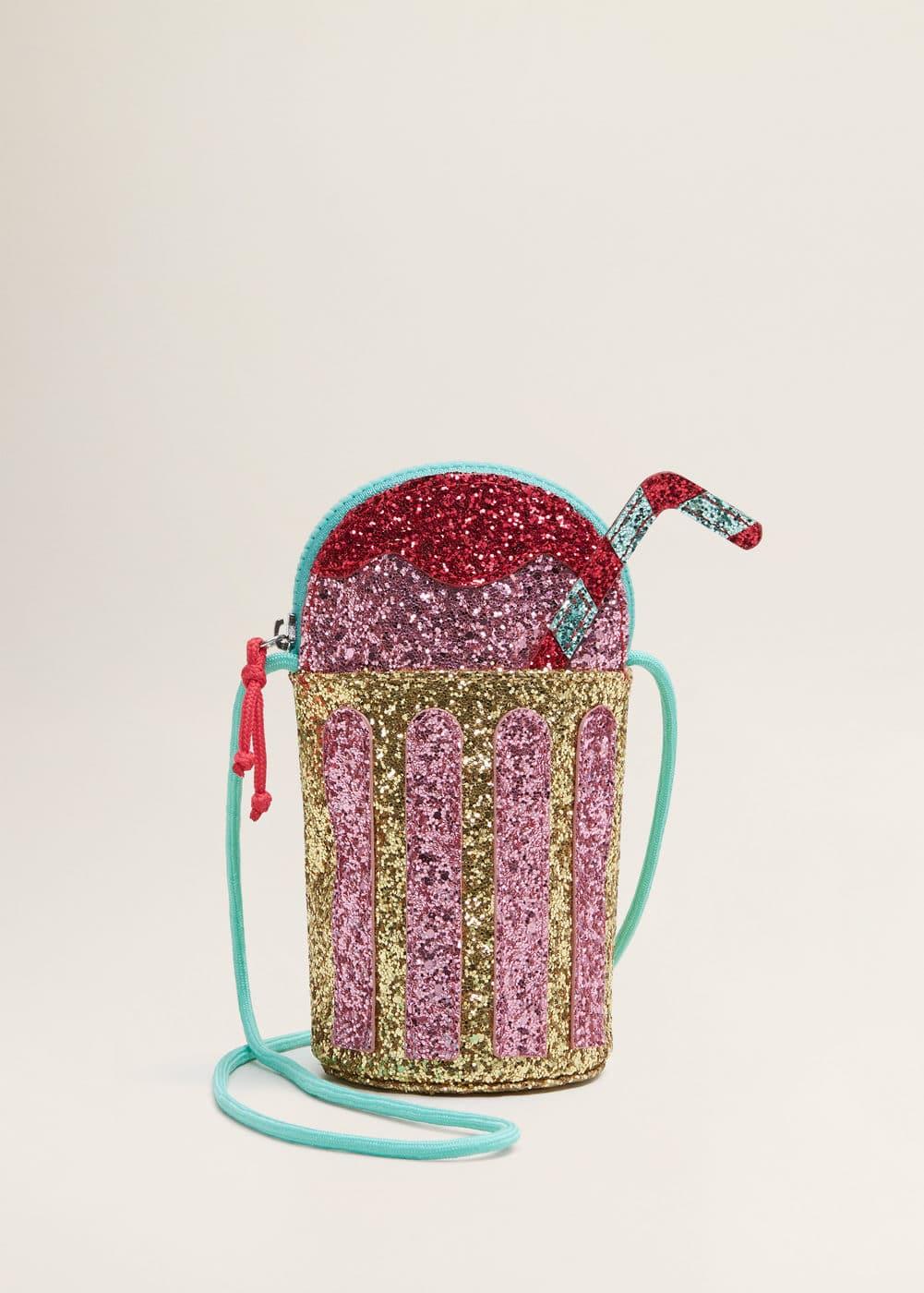 Mango - Milkshake glitter bag - 1