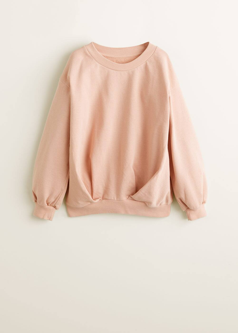 Mango - Sweat-shirt détails froncés - 4