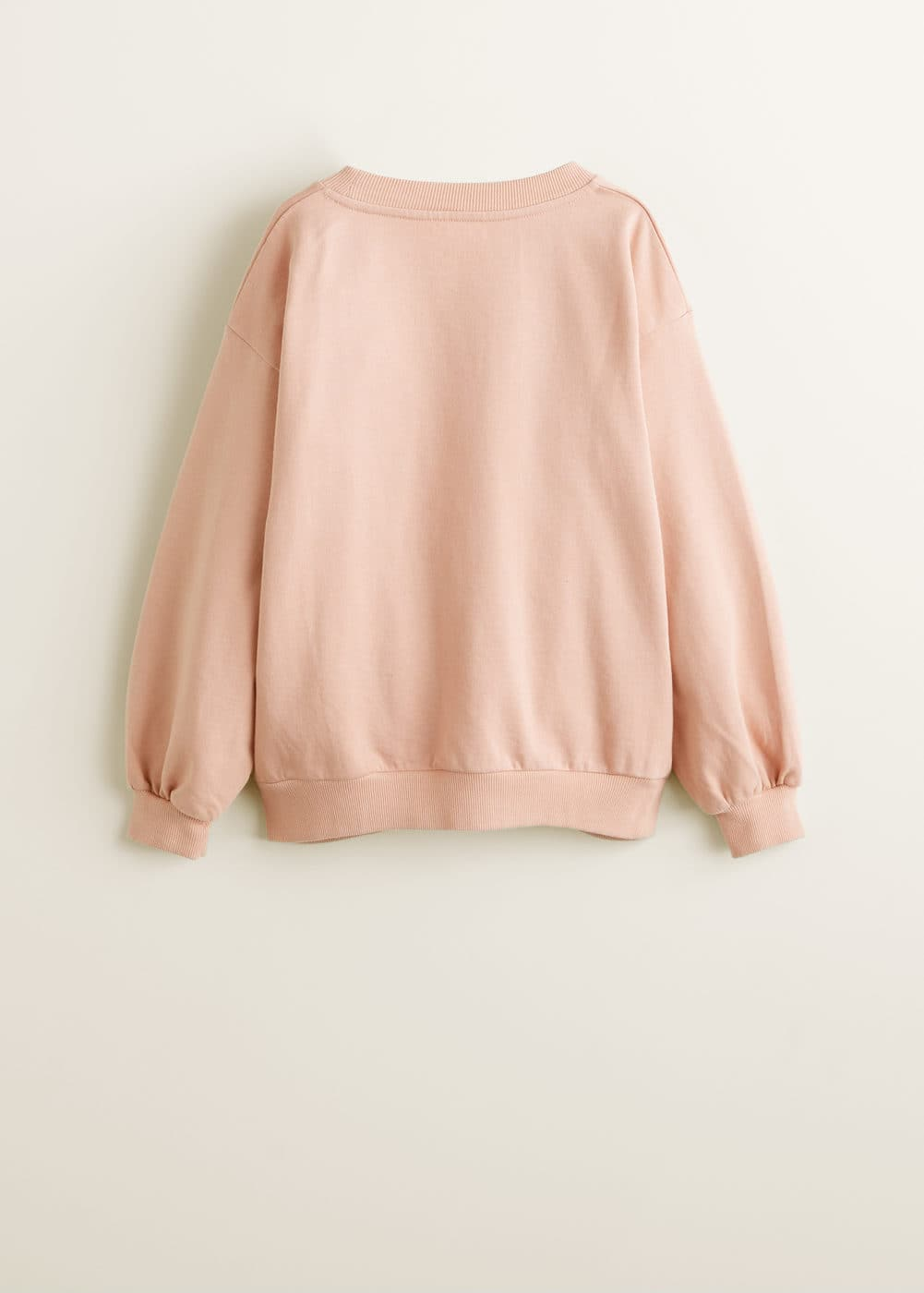 Mango - Sweat-shirt détails froncés - 5