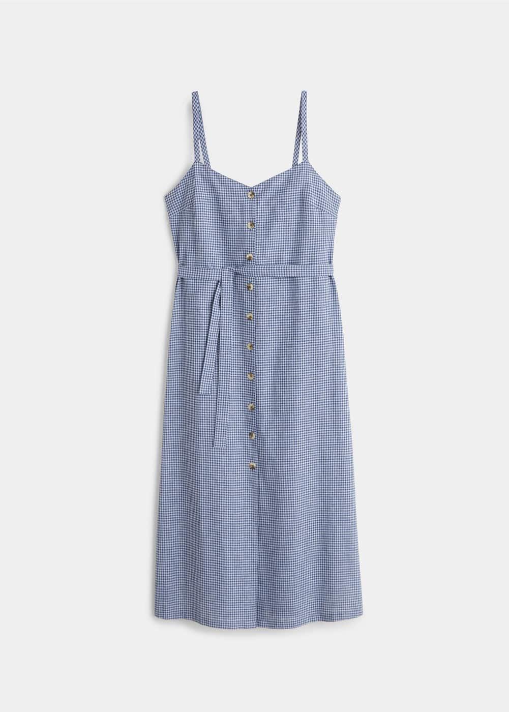 da71c97a8a9411 Vichy check dress - Plus sizes