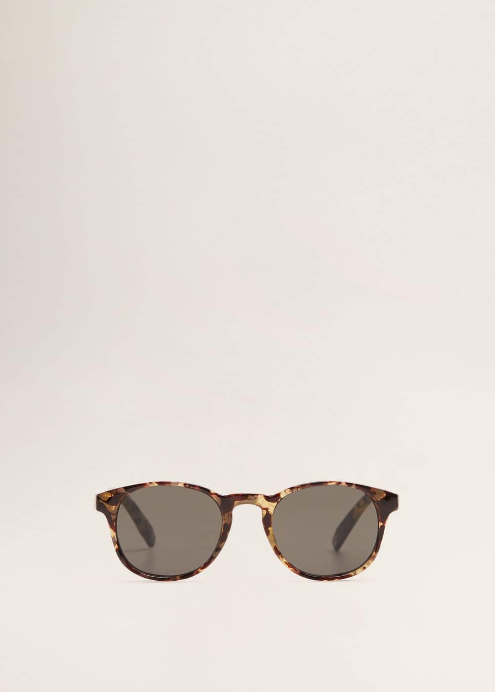 Mango - Gafas de sol retro carey - 2