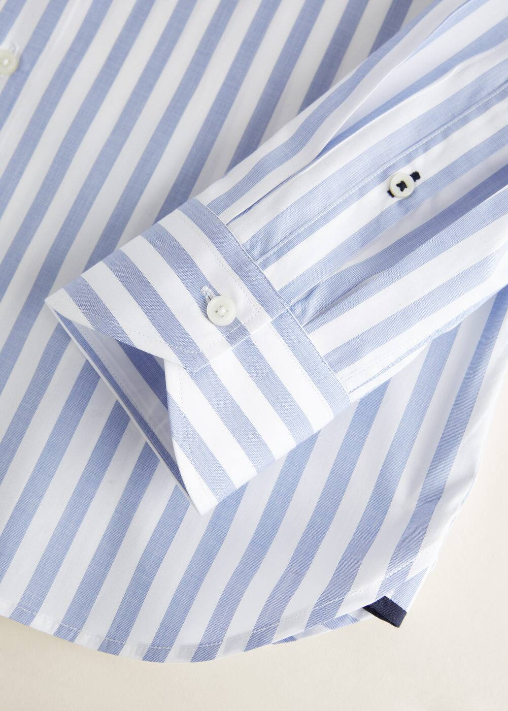 Mango - Camisa Tailored slim-fit algodón - 6