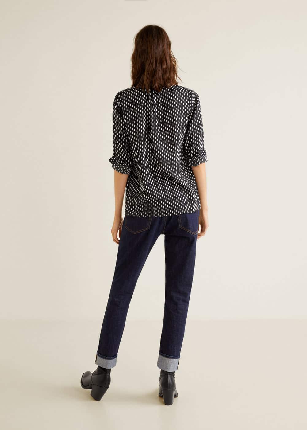 Mango - Camisa bolsillos - 3