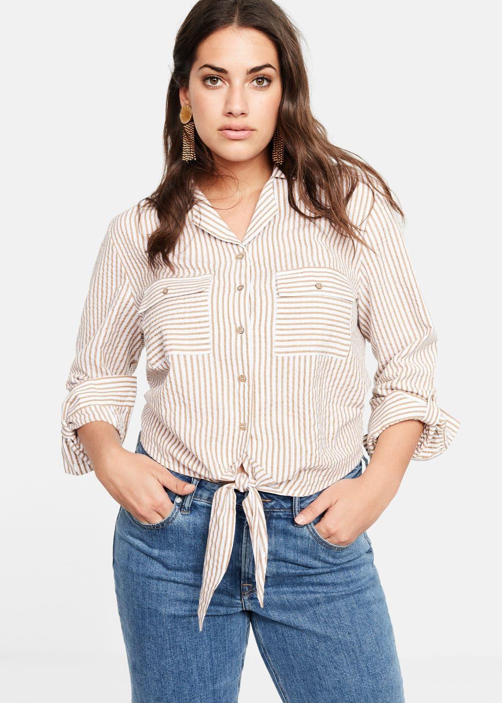 Mango - Jeans straight Theresa - 4