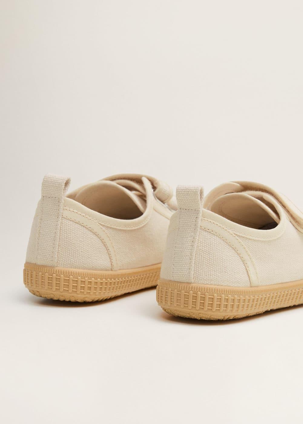 Mango - Velcro fastening straps sneakers - 3