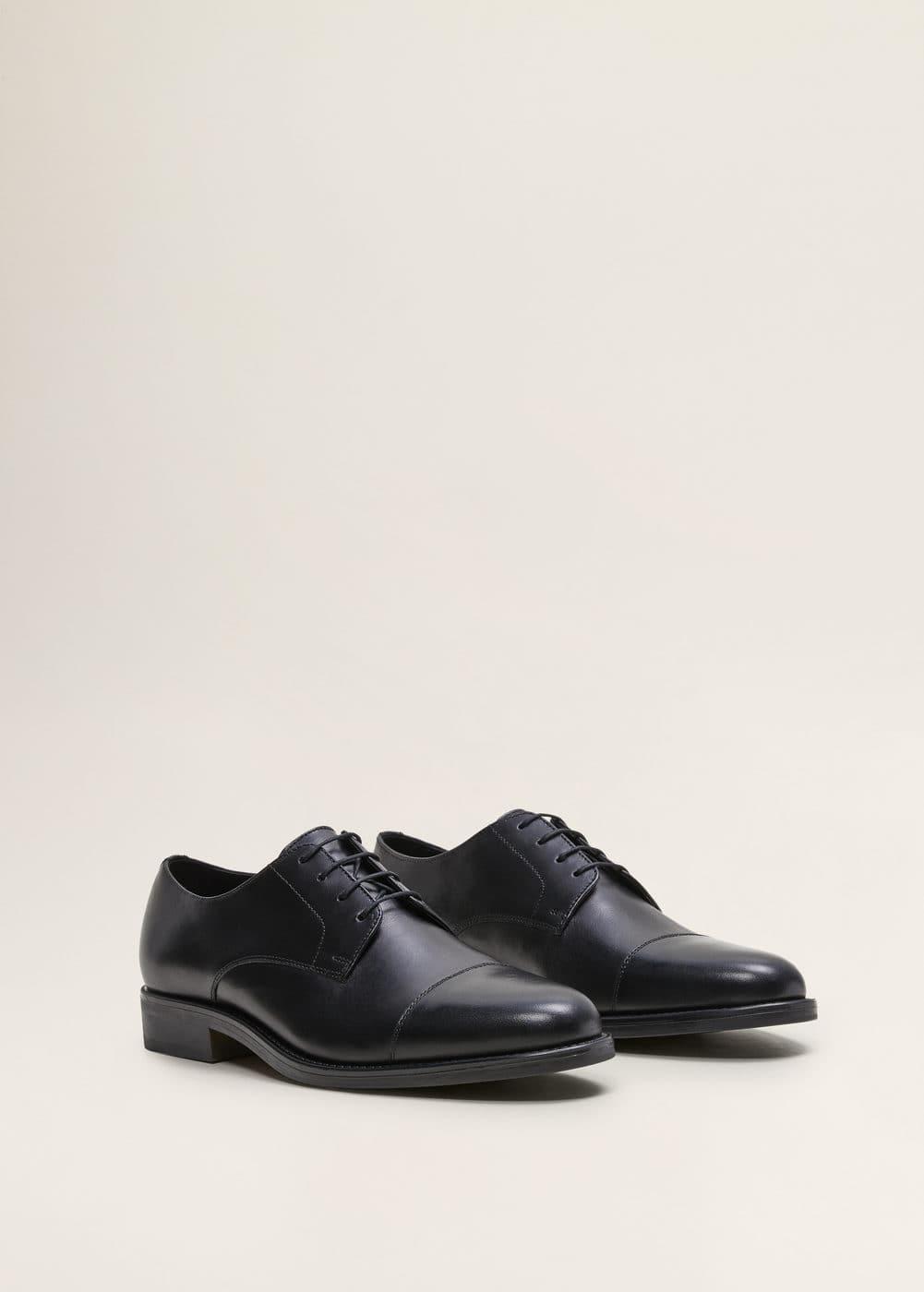 h-madrid:zapato blucher piel