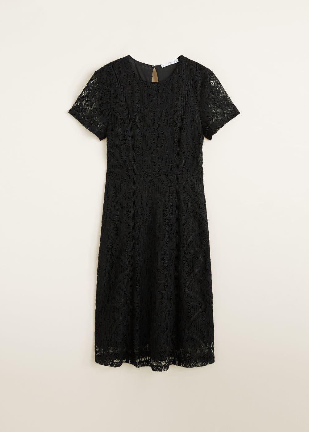 Mango - Lace dress - 6