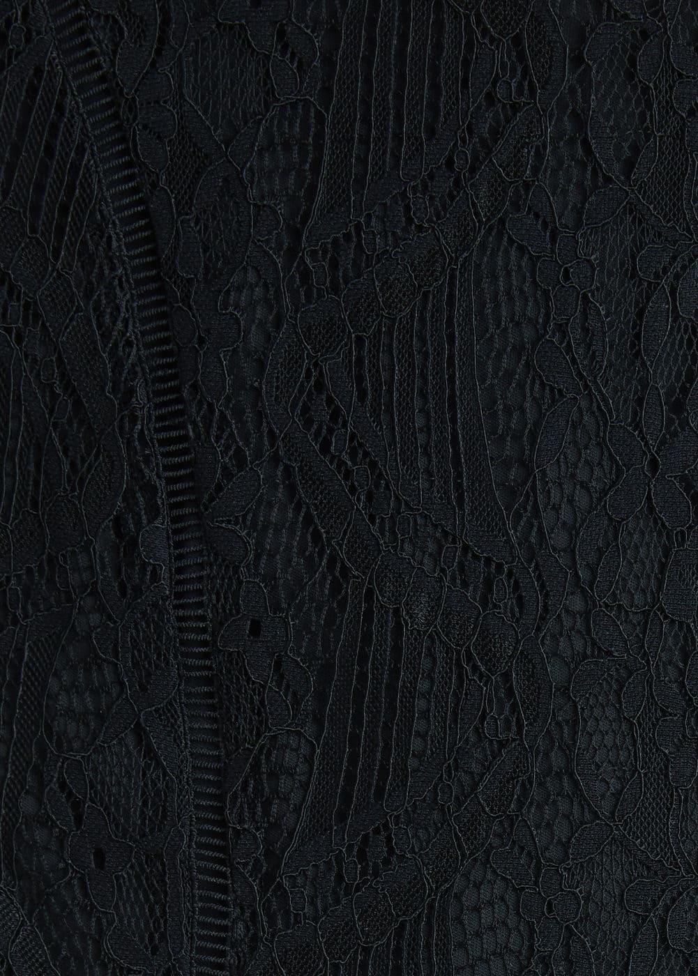 Mango - Lace dress - 7