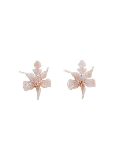 Çiçekli küpe Lavanta Ürün Resmi