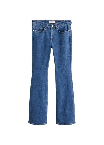 violeta by mango - Ausgestellte jeans flare