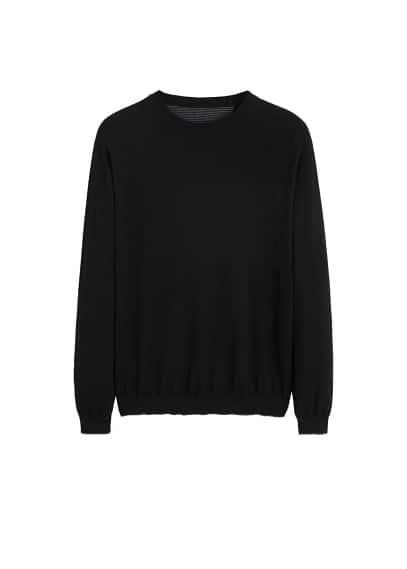 Bild von Baumwoll-pullover mit kaschmir