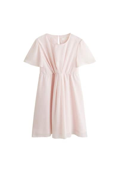 MANGO KIDS Fluid dress