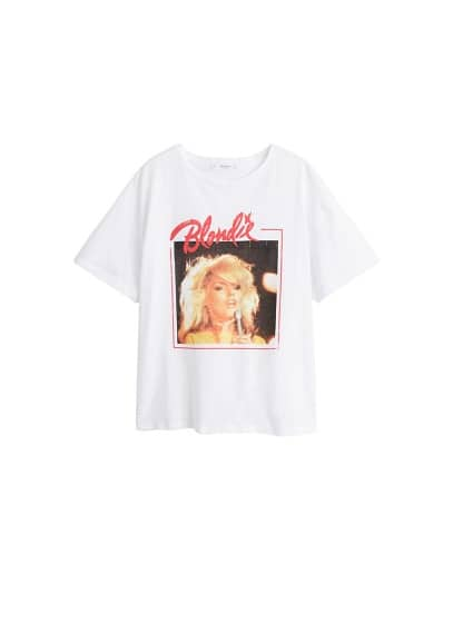 mango - T-shirt blondie