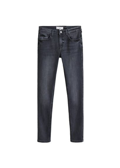 Kim skinny push up jean pantolon Gri Ürün Resmi