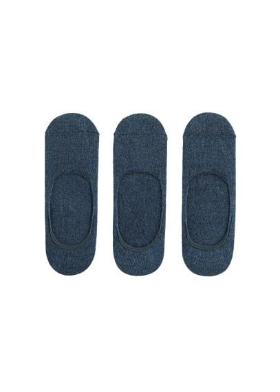 Babet çorabı paketi Lacivert Ürün Resmi