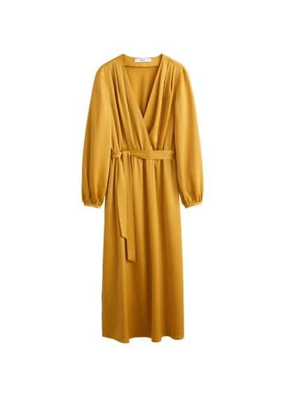 Uzun saten elbise Köri Ürün Resmi