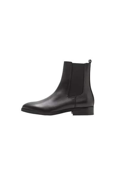 Bild von Ankle boots im chelsea-stil