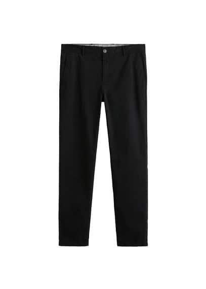 Pantalon slim-fit style chino