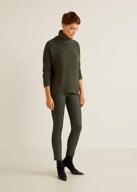 Jeans skinny Belle encerados - Plano general 0ed96aa4e3ee
