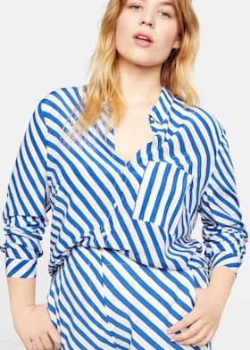 Chemises Grandes tailles 2019  c5cd602a681