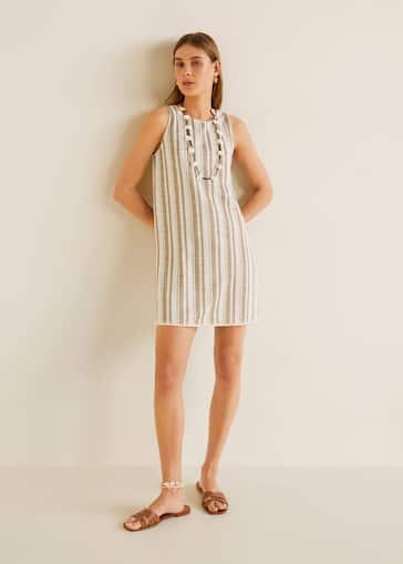 201feae1d Robe pour Femme 2019   Mango Monaco