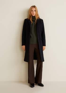 Cappotto lana strutturato - Piano generale 6de52eba2f9