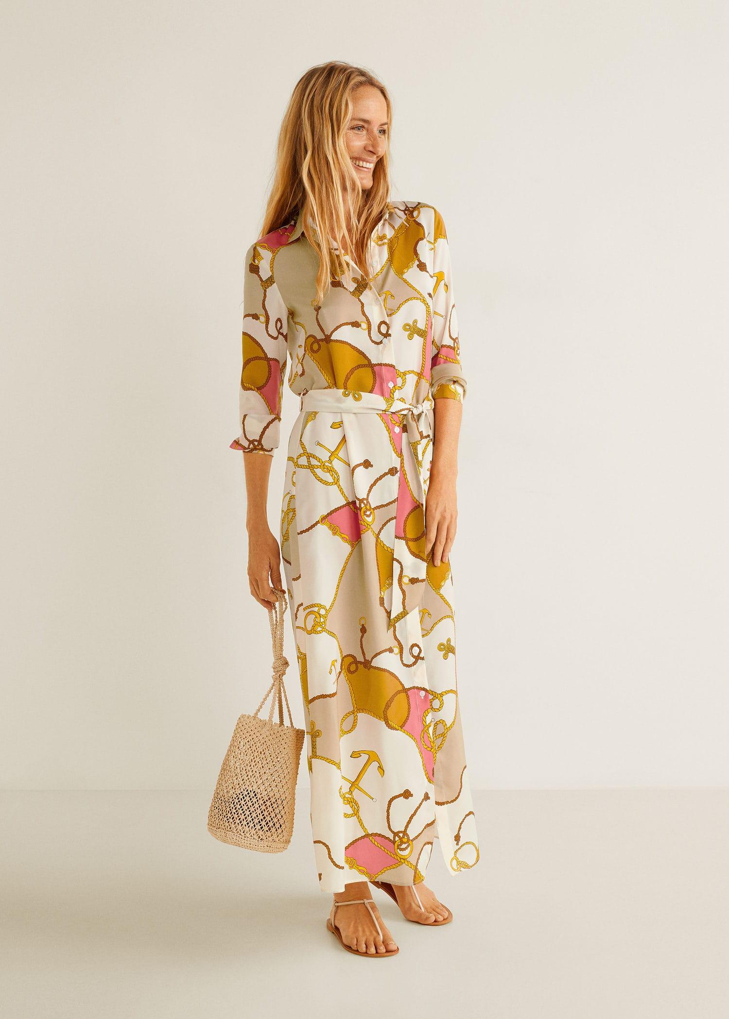 Robes Pour Femme 2019 Mango France