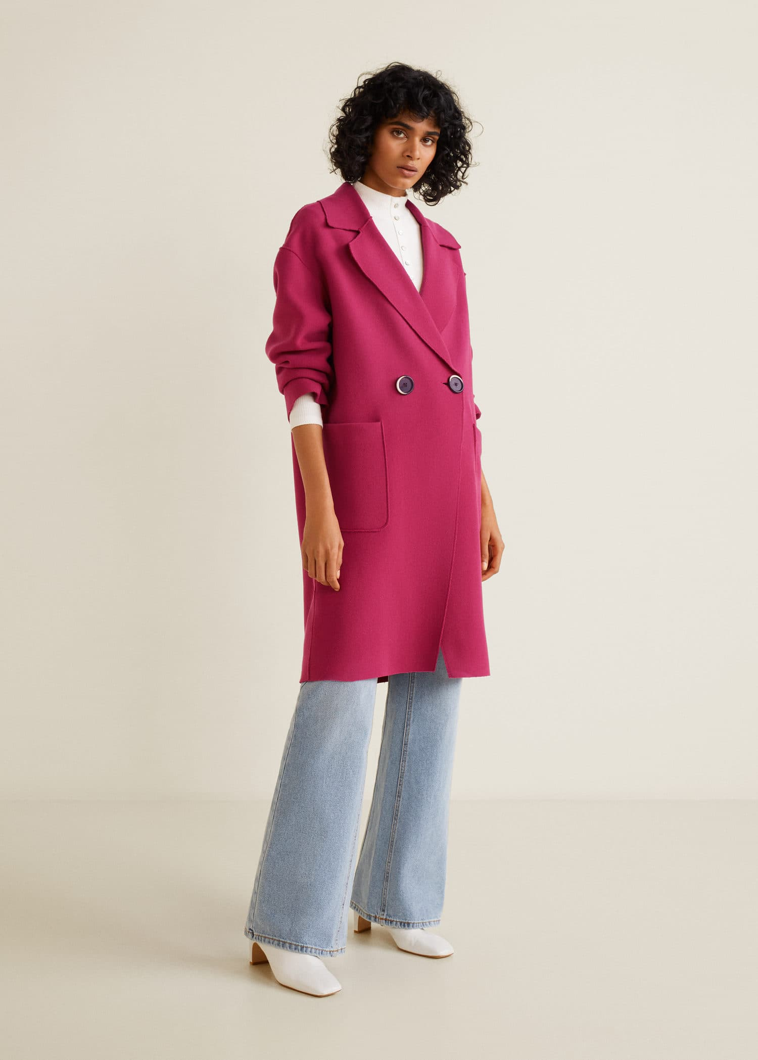 Comprar abrigo marinero mujer