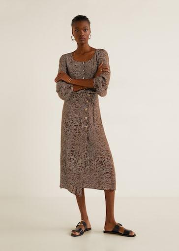 060eb714f6 Midi - Skirts for Woman 2019 | Mango Netherlands