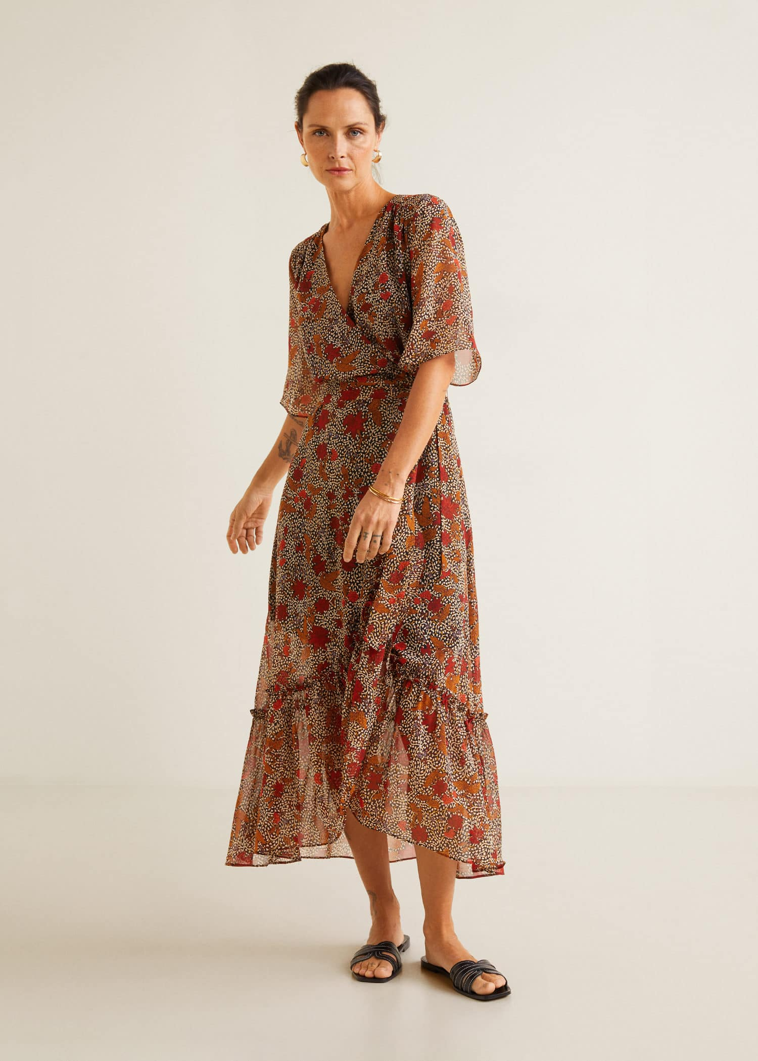 Vestidos casuales de mujer 2019