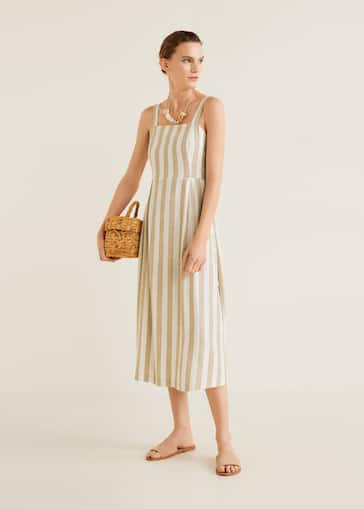 575c4b675be1 Linen collection for Women 2019   Mango USA