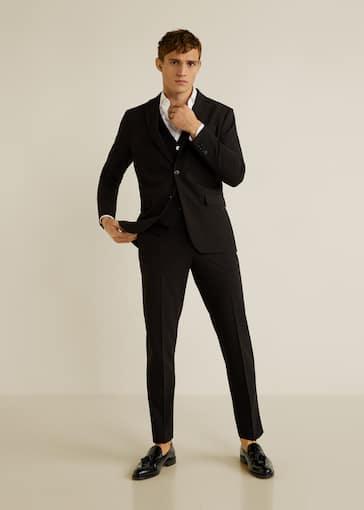 Pantalon de costume slim-fit - Homme  8899cbf2efd