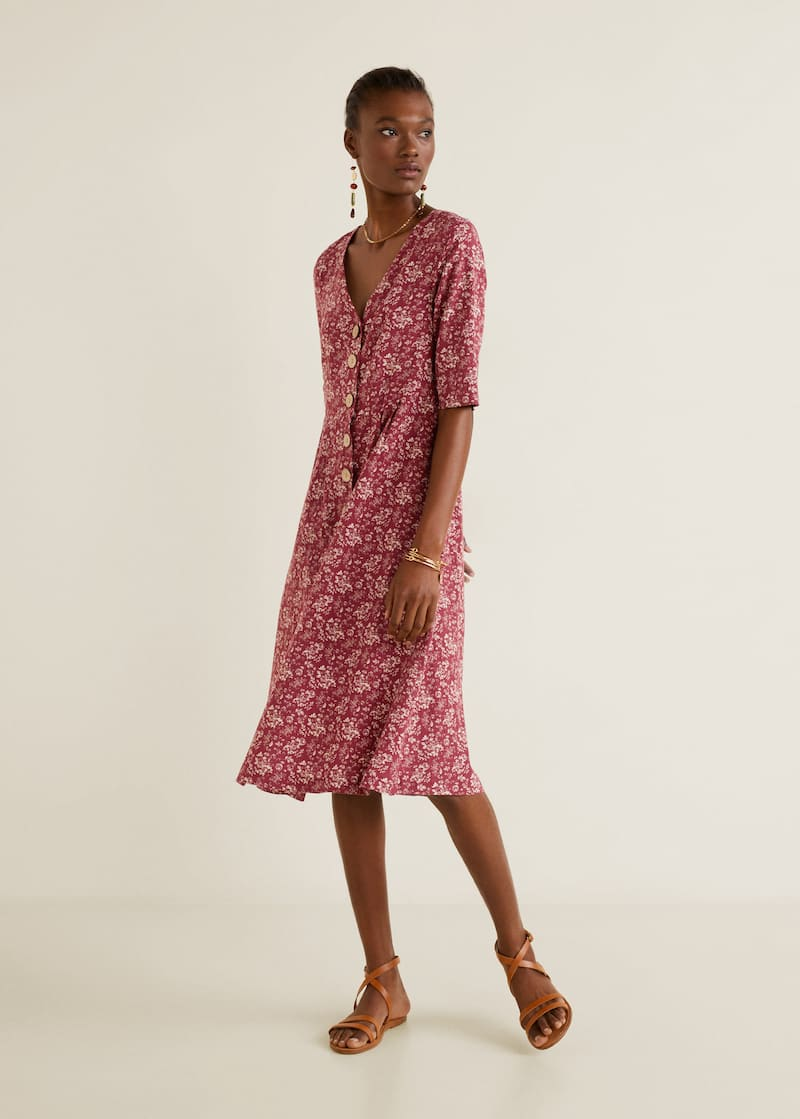 9e4f101b5bd Midi - Dresses for Woman 2019 | Mango Norway