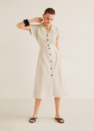 1ad0c06e9847 Μίντι - Φορέματα for Γυναίκα 2019 | Mango ΜΑΝΓΚΟ Ελλάδα