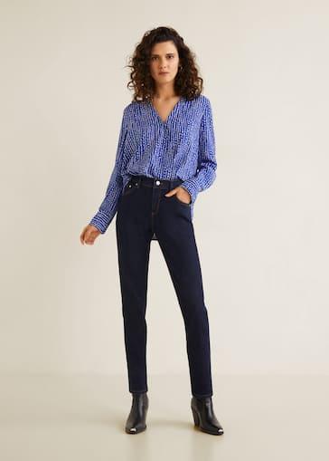 a12a0132639b Blusas - Camisas de Mujer 2019 | Mango España