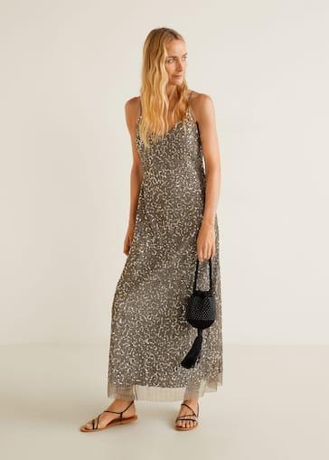 7daa3f7c Dresses for Women 2019 | Mango United Kingdom