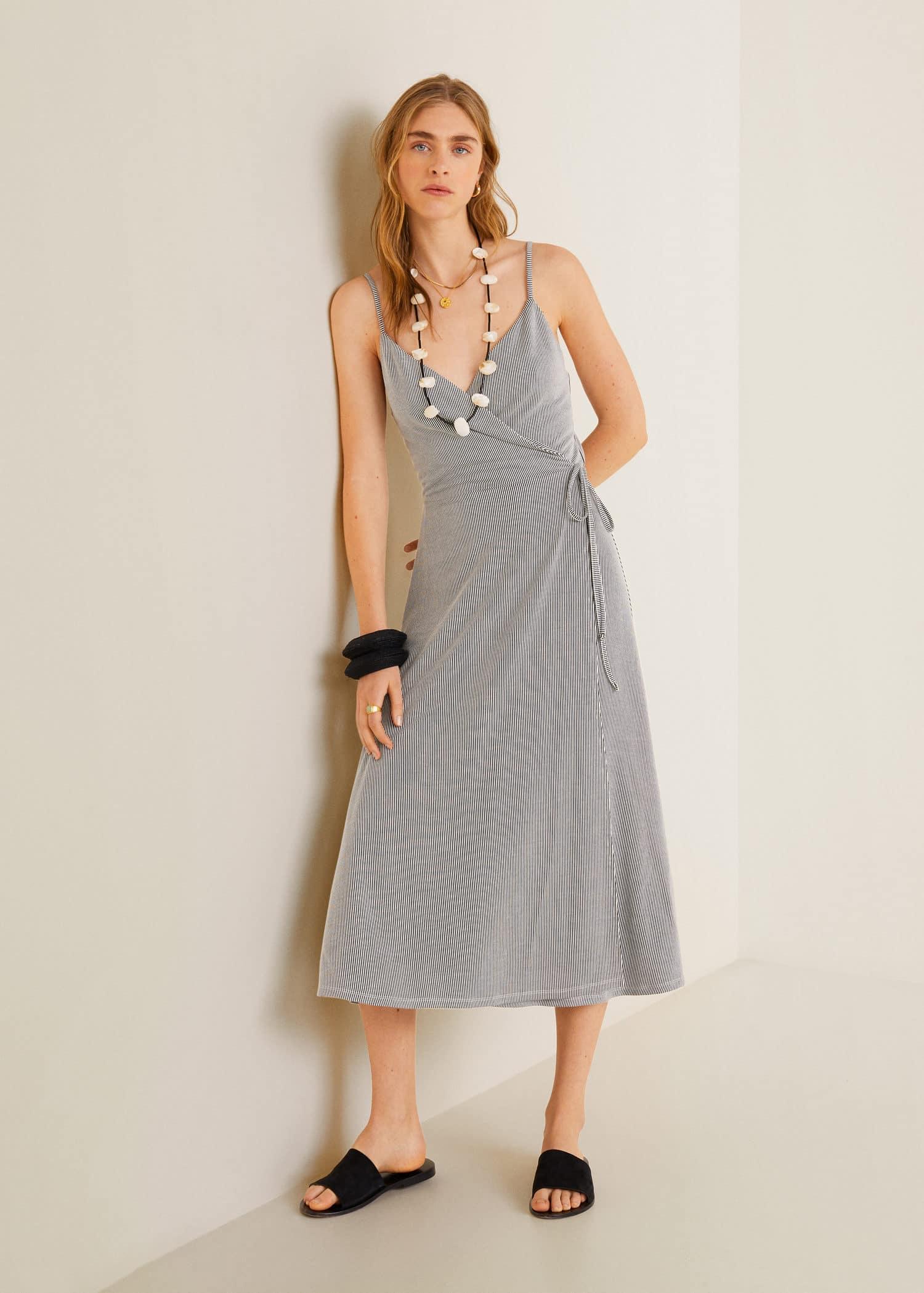 incredible outfit vestido blanco playa 8