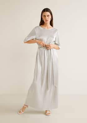 24359a6556 Metallic gown - General plane
