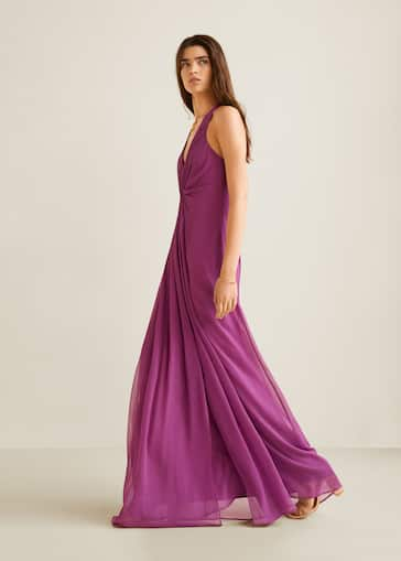 the latest 3c033 c654d Chiffon gown