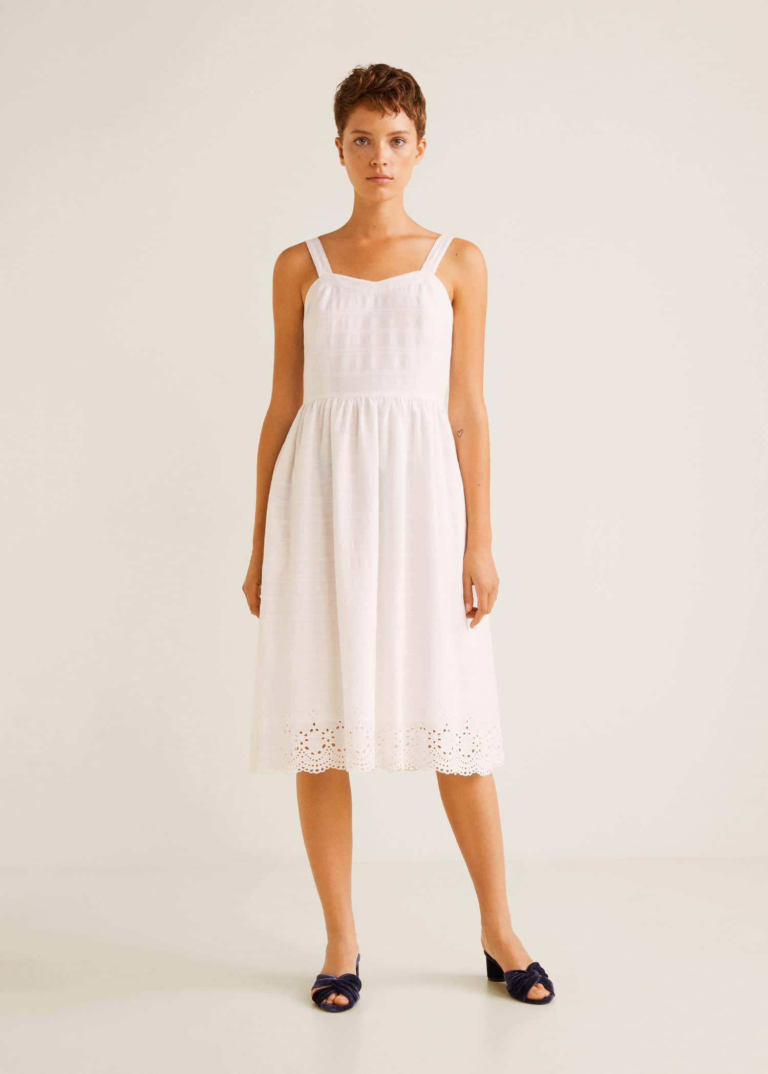 Vestidos de fiesta blanco medellin